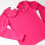 Реглан кофточка блуза для девочки