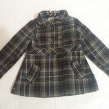 Пальто H&M демисезон на девочку3-4 года