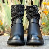 Элегантные женские ботинки, демисезон, утеплены, сапоги, сникерсы