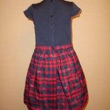 Красивое платье на 8 лет Debenhams