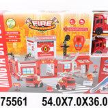 Игровой набор - конструктор Пожарная станция1575561