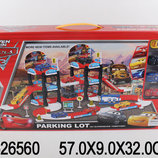 Игровой набор паркинг Cars 3 1626560