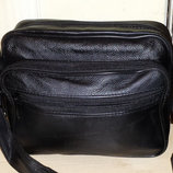 Мужская сумка из натуральной кожи S0619 18,5×22,5×9