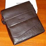 Мужская фирменная сумка Fashion 109-1 Brown 20,5x17x6см