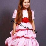 детское нарядное платье -новые с ветрины