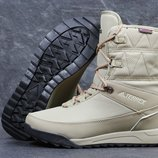 Зимние ботинки Adidas Terrex 2 beige