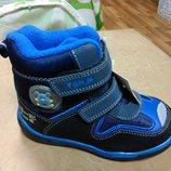 Зимние теплые ботинки 23-28 р. Tom.m на мальчика, сапоги, сапожки, том, том.м, зима, хлопчик, шерсть