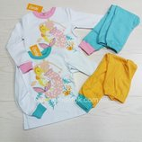 Пижама для девочки Русалочка Пж39Д интерлок Бемби