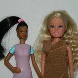 кукла Барби и Симба мини 2 шт