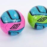 Мяч футбольный 5 Umbro 5426 2 цвета, сшит вручную