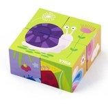 Пазл-Кубики Viga Toys Насекомые 50160