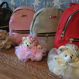 рюкзак сумка для детей и взрослых 2 в 1 качество люкс