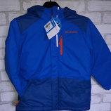 Шикарная фирменная куртка деми Columbia 116-122