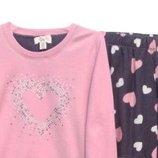 Пижама флисовая Примарк. Английский Primark. В наличии S, М, Л и Хл