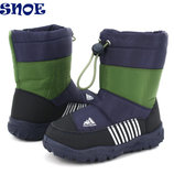 Детская зимняя обувь бренда Jong Golf Vesnoe для мальчиков рр. с 27 по 32
