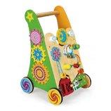 Ходунки-Каталка Viga Toys 59460