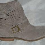 Ботинки черевики замш MarK Adam New York розмір 40 39