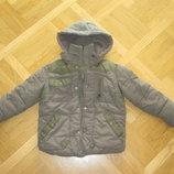 Куртка-Парка на мальчика 8 лет, 128см Next