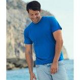 Мужская футболка, плотная. Выбор цвета.100% хлопок