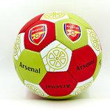 Мяч футбольный 5 гриппи Arsenal 0047-108 PVC, сшит вручную