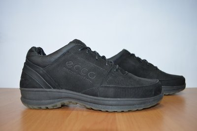 кожаные мужские ботинки Ecco