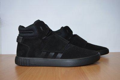 Кожаные кроссовки Adidas Tubular Invader.
