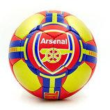 Мяч футбольный 5 гриппи Arsenal 0047-131 PVC, сшит вручную