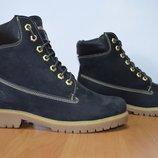 Женские замшевые ботинки Timberland