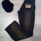 Классные фирменные мужские джинсы. 32/34. D6. Double Six. Новые.