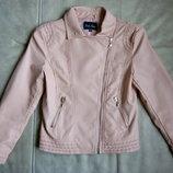 куртка ветровка девочке на рост 140 см на 10 лет