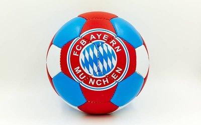 Мяч футбольный 5 гриппи Bayern Munchen 0047M-450 PVC, сшит вручную