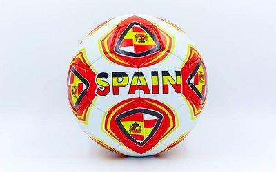 Мяч футбольный 5 гриппи Spain 0047-3659 PVC, сшит вручную