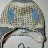 Зимняя шапка на флисе-меху Dolli van Doll