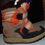 зимние ботинки timbirland 28 размер