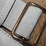 Шкіряно-Замшевий ремінь H&M