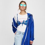 Зеркальные солнцезащитные очки Dior