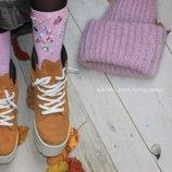 носки гетры в камни разные расцветки Тренд 2017