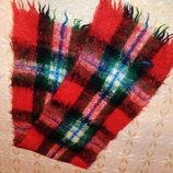 мужской махеровый шарф