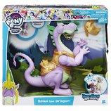 My Little Pony Guardians of Harmony Spike the Dragon Дракон Спайк страж гармонии