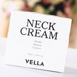 Подтягивающий и укрепляющий крем для шеи VELLA Anti Wrinkle & Whitening Strong Neck Cream 1.69fl.oz