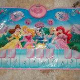 Disney Складной коврик с клавишами для пола.