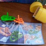 Новые игрушки из киндеров Много часть 2