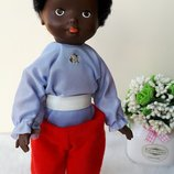 Кукла куколка мулатка Гдр Германия