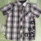 Стильную рубашку H&M для подростка