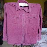 Рубашка-Сорочка чоловіча 100 % котон розмір L M&S