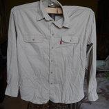 Рубашка-Сорочка чоловіча 100 % котон розмір L