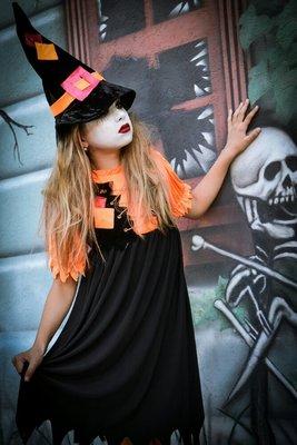 Ведьмочка,ведьба,карнавальный костюм Ведьмы,карнавальные костюмы в наличии,костюм на Хеллоуин,к