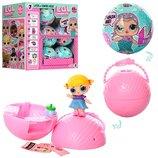 L.O.L. Кукла Surprise Lil Sisters Doll, L.O.L. кукла сюрприз в яйце