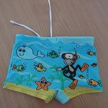 Плавки девочке лето море бассейн