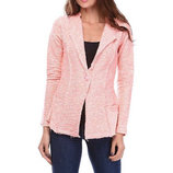 Трикотажный пиджак - кардиган / кофта теплый молодежный мягкий женский